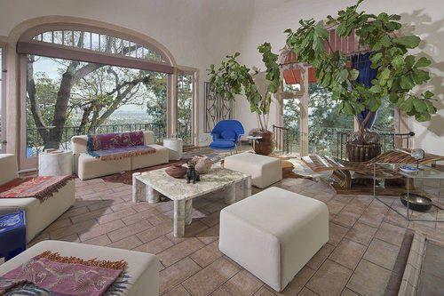 You Could Buy Marlon Brando's Old Hollywood Home For $3.5 Million  - ELLEDecor.com