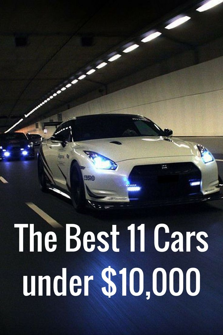 11 cars that are an absolute steal under 10k and way under market value