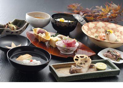 会席料理 あかね日本料理 おばな