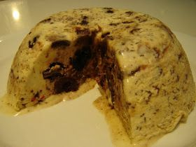 Thermomixer: Thermomix Christmas Pudding