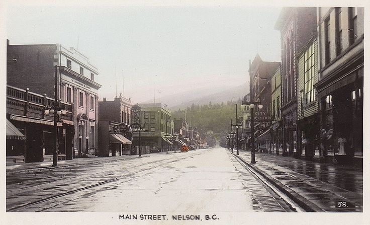 : Nelson, BC, c.1930s