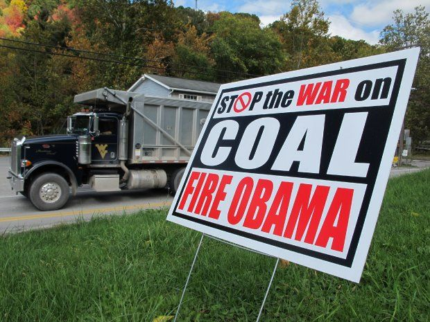 Is Obama's war on coal burying the Democrats' New Deal coalition for good?   WashingtonExaminer.com