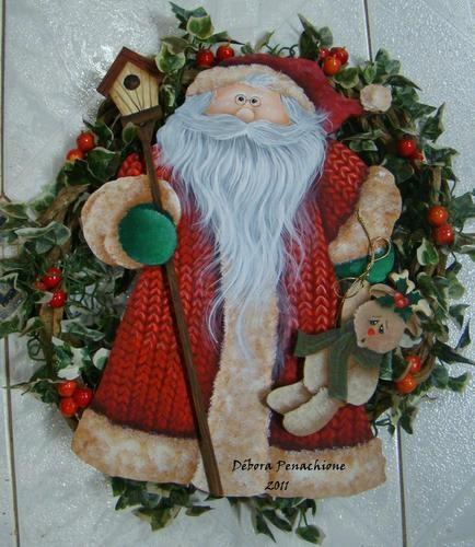 Santa by Débora Penachione