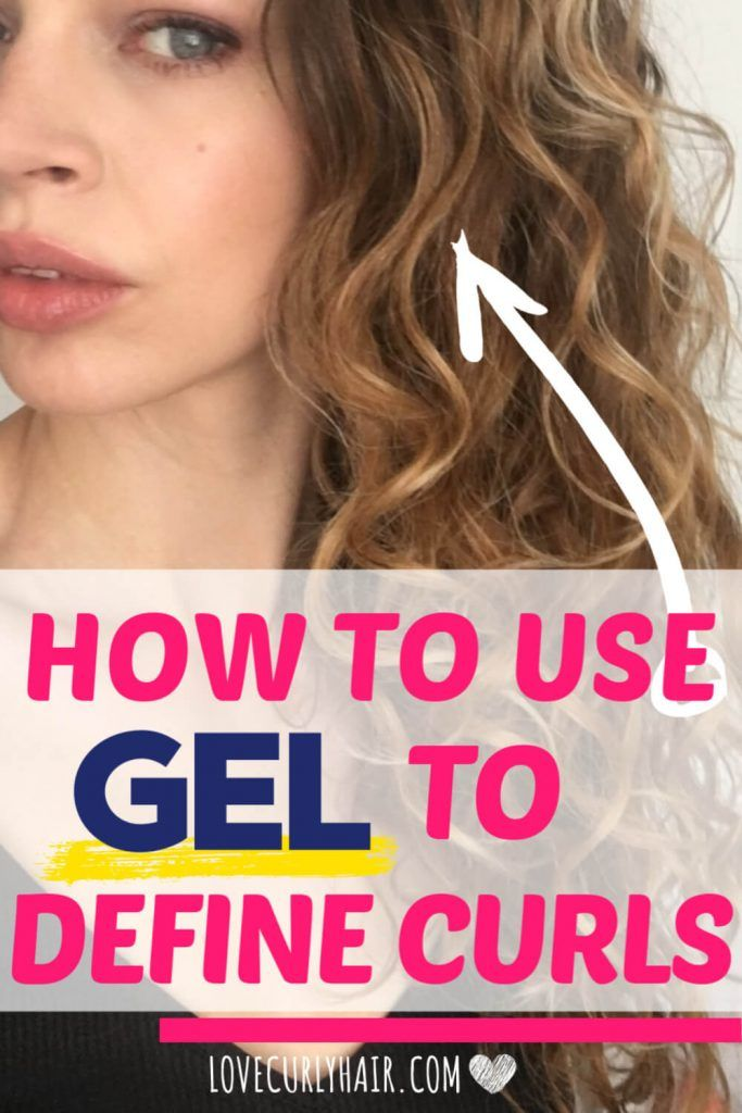 How To Style Curly Hair With Gel For Soft Curls In 2020 Gel Curly Hair Curly Hair Styles Curly Hair Tips
