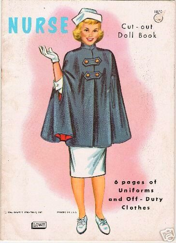 thesis about nursing uniform Nurses in the us navy: bibliography and sources oral histories: lt ruth erickson master's thesis, ohio state university navy nurses of the korean war.