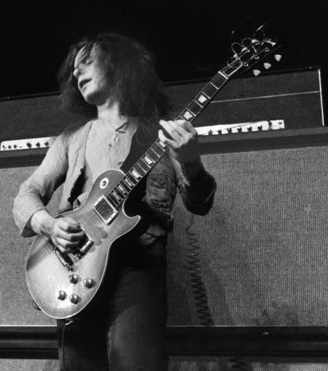 "PAUL KOSSOFF - GUITARIST for FREE = ""I like to move people; I don't like to show off. I like to make sounds as I remember sounds that move me. My style is very primitive but at the same time it has developed in its own sense. I do my best to express myself and move people at the same time."" - KOSS ==== READ MORE @ http://popdose.com/caught-on-tape-paul-kossoff-free-man-at-last/"