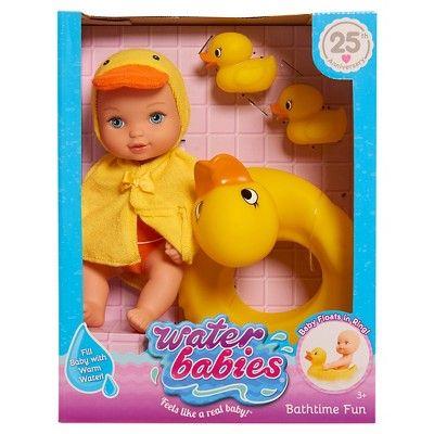 Waterbabies Bathtime Fun Baby Doll : Target