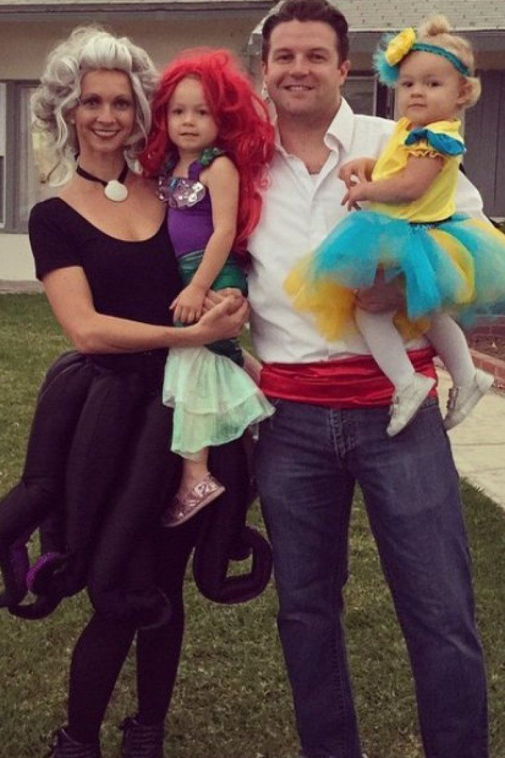 Disney Family Costumes 20 Magical Ideas For Halloween