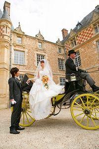 馬車に揺られて映画のワンシーンのようなウェディング♡ヨーロピアンなウェディングの参考にしたい結婚式・ブライダルのアイデア☆