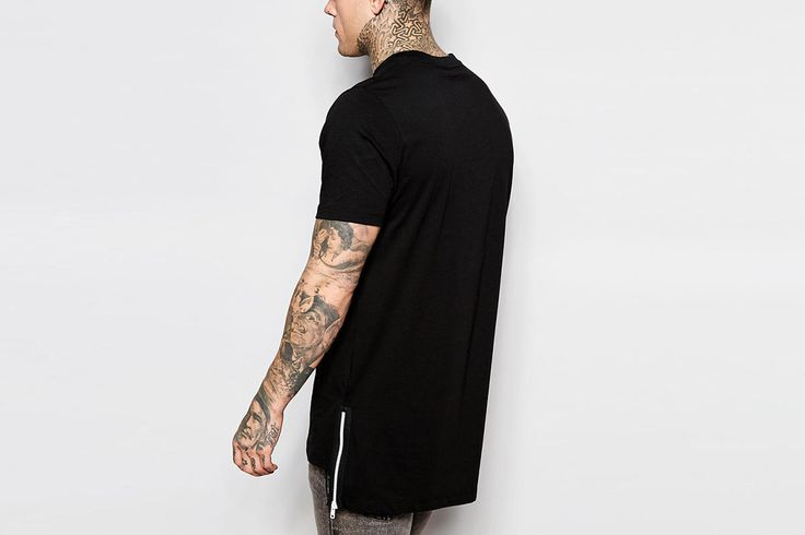 Check out the Longline T-Shirt on WHATDROPSNOW