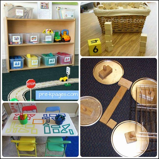25+ Wooden Block Activities for Preschoolers | Preschool ...