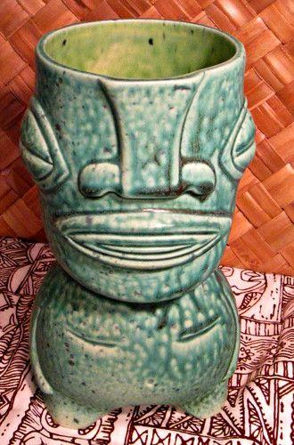 Hard to Find Munktiki Akamai Kumu Limited Edition 43 100 Tiki Mug | eBay