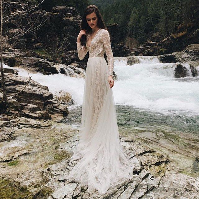 No quiero irme de la montaña!! Ultimo día de fiesta ... | vestido @_ ...