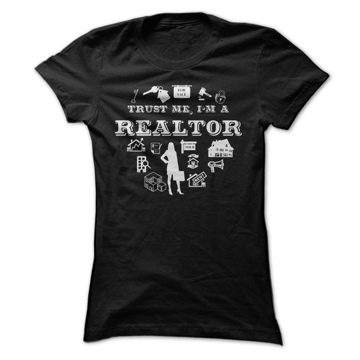 Trust Me I'm A Realtor T Shirt