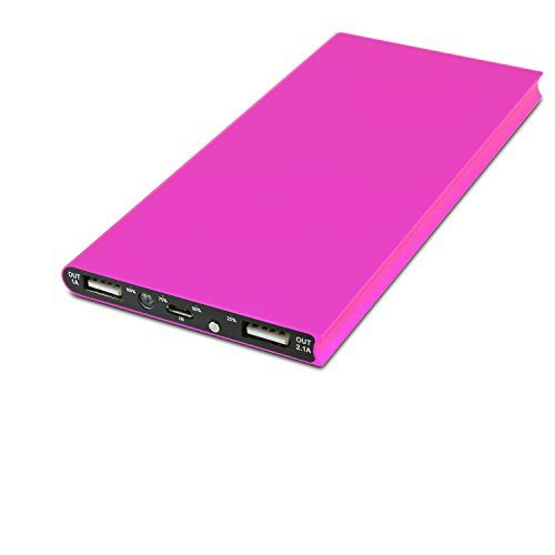 8000 mah power bank, only 15,49 EUR----- TONBUX ® 8000mAh Power Bank externer Akku externe Batterie tragbares Ladegerät Dual USB 5V-1A/ 5V-2.1A Ausgang schlankes Ladegerät mit LED für Android Tablet und Smartphone und Iphone 6,6 Plus, 5, 5S,4, 4S;Samsung Galaxy S5, S4, S3,Note 3,Note4; HTC,LG, Huawei,Android Tablet, Ipad Air,ipad 4,3,2, Mini 2, usw. Pink TONBUX http://www.amazon.de/dp/B00SH3BYBG/ref=cm_sw_r_pi_dp_su9.ub0269HR5