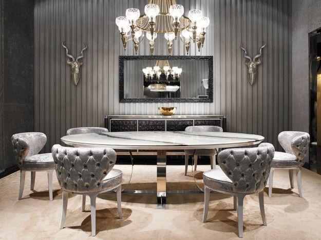 Arredi e oggetti esclusivi firmati Visionnaire - Già da alcuni anni, infatti, Visionnaire può vantare prestigiose collaborazioni nel settore dell'hospitality di lusso.