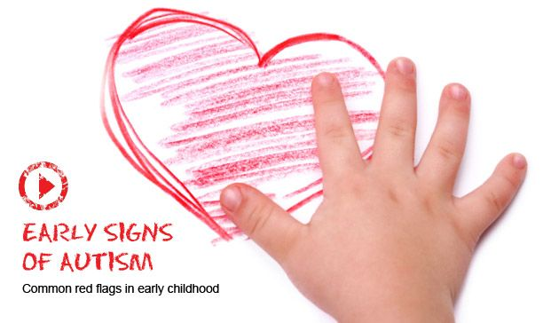 Early Signs of Autism: Common red flags in early childhood