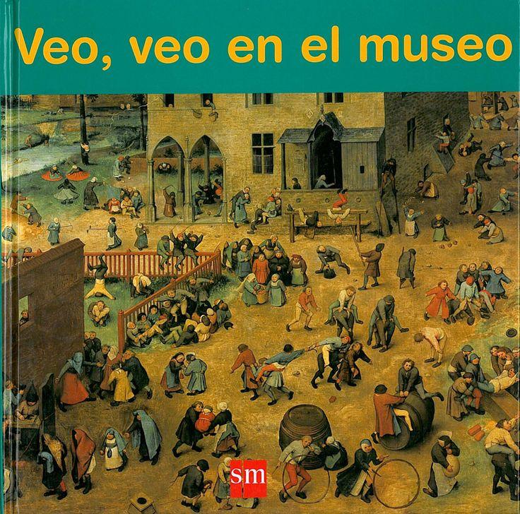 Juego del veo-veo a través de las obras del Metropolitan Museum of art.