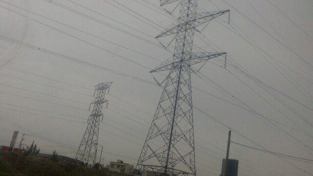 Torres#eléctricas#toluca#méxico