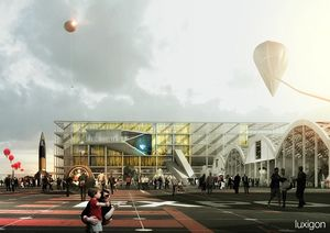 OMA - Tecnopolo - Bologna, IT