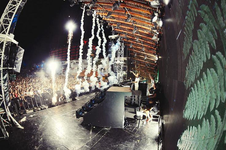 Yesterday was amazing as always Ushuaia! Only two more shows here and the last one will be my last show I ever do!