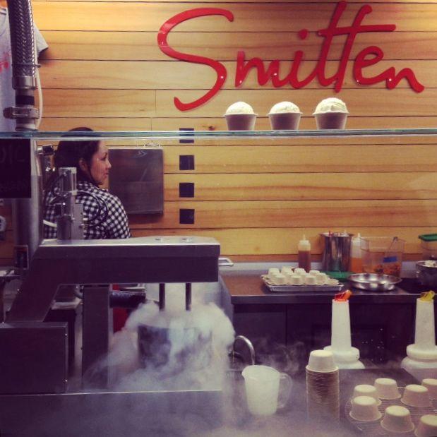 Smitten Ice Cream Hayes Valley 54 best nitrogen ice cream images on pinterest | liquid nitrogen