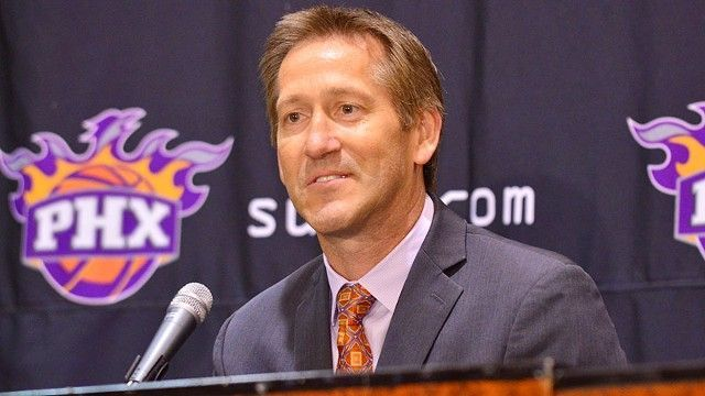 Jeff Hornacek Wants The Suns To Score Over 103 Points Per Game | Robert Littal Presents BlackSportsOnline