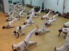 Martial Arts Axe Capoeira Kingston College Surrey