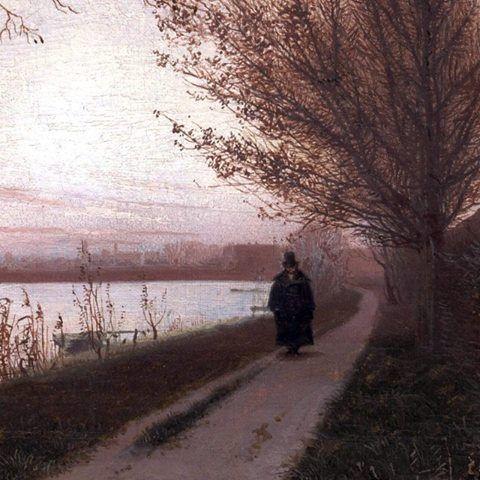 Christen Kobke (Danish 1810-1848)