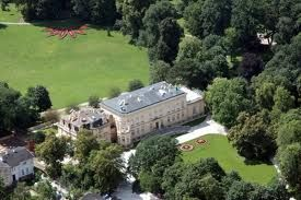 Ostromecko- pałac stary -Poland