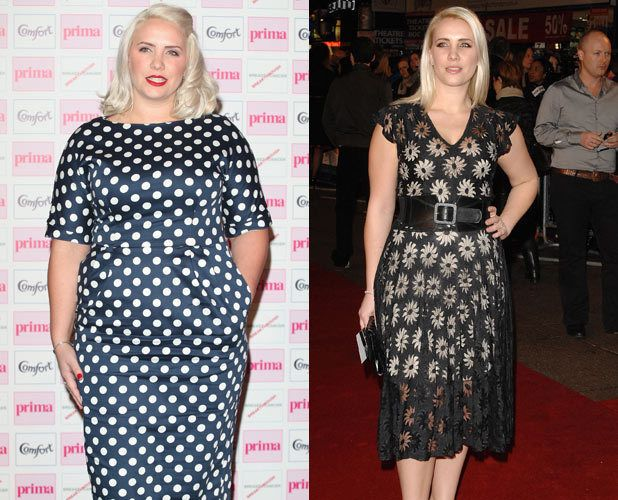 Celebrity Weight Loss Stories – Claire Richards. #celebritydiets #celebrityweightloss