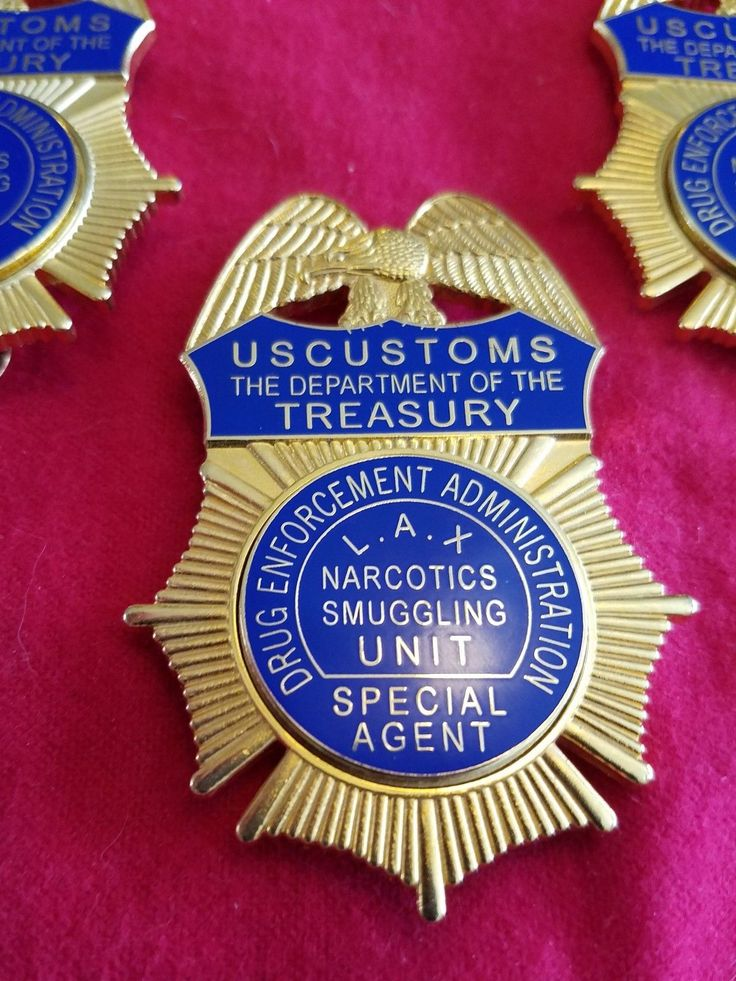 Special Agent, Los Angeles International Airport Narcotics Smuggling Unit, Drug Enforcement administration, U.S. Customs Department of the Treasury