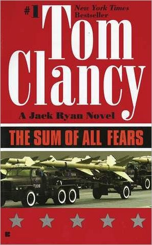My first Tom Clancy book