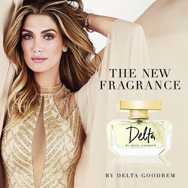I wanted to create something that could capture a feeling ✨ ◇ Pre-Order my New Fragrance, Delta by Delta Goodrem now ✨ Available exclusively online through the Chemist Warehouse Webstore http://bit.ly/2mg3Up8 ⇾ Click the link in my bio xx #deltabydeltagoodrem #newfragrance #chemistwarehouse @wellnessaustralia the beautiful custom made dress by @ziancouture xx