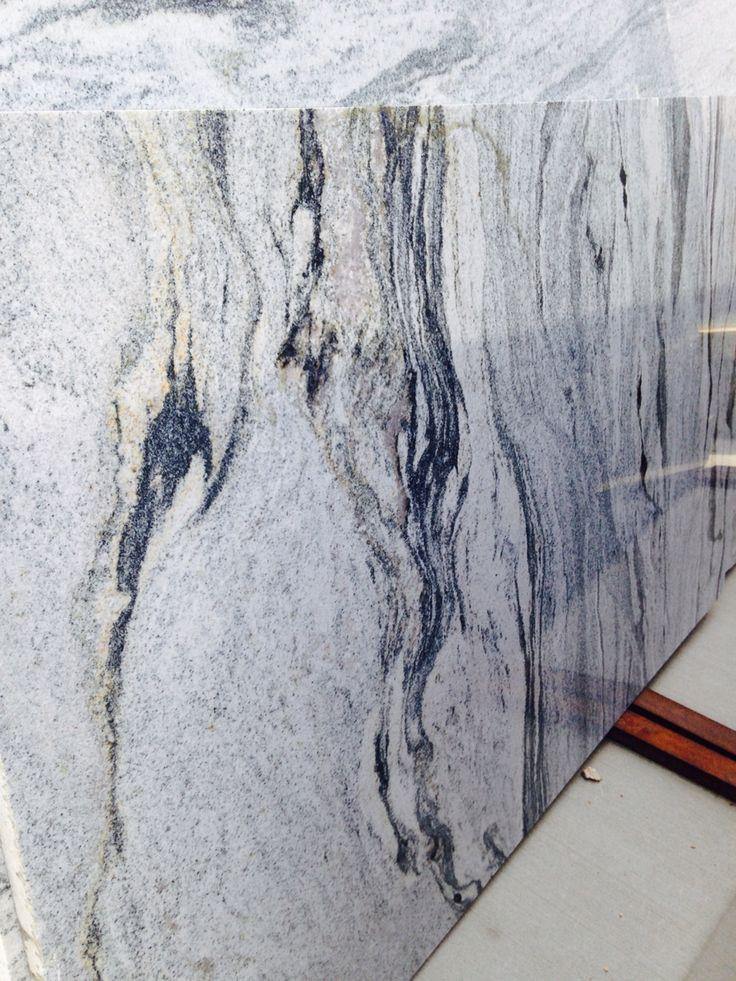 Granite Countertops Silver Cloud New Kitchen