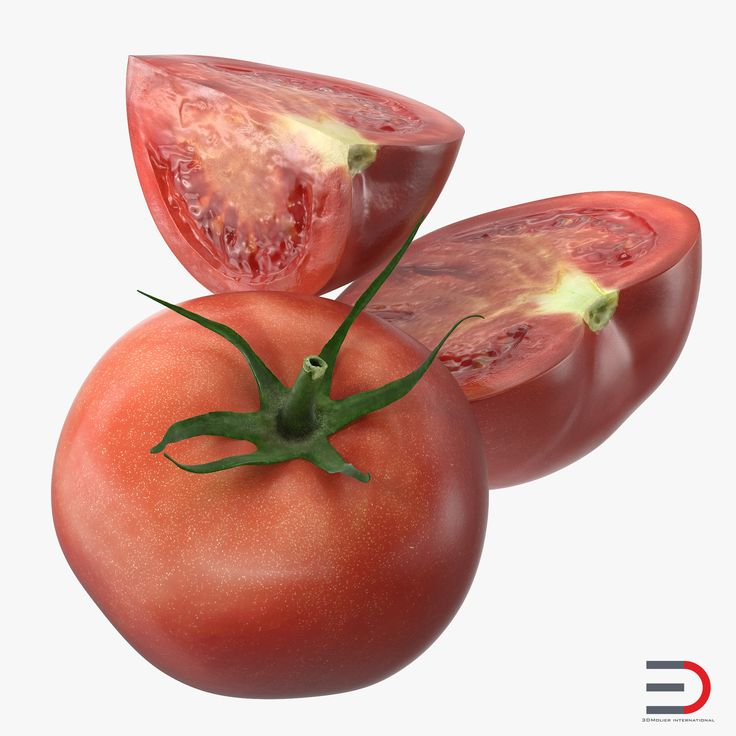 3D Tomato Collection