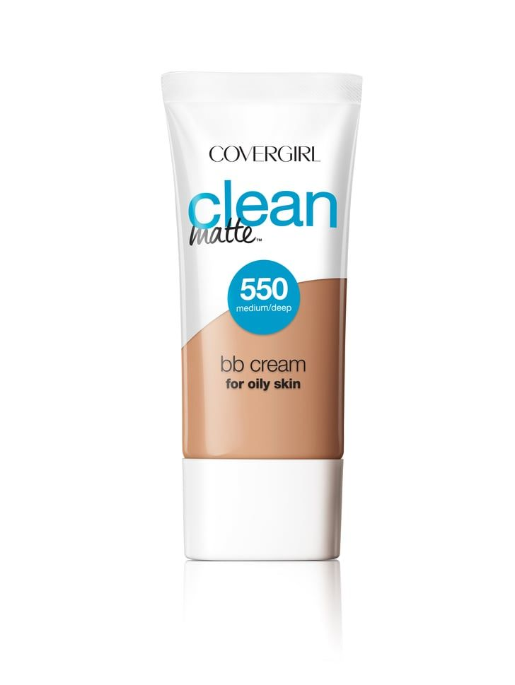 Pin for Later: 22 Exciting New Beauty Launches You Need to Try This May CoverGirl Clean Matte BB Cream