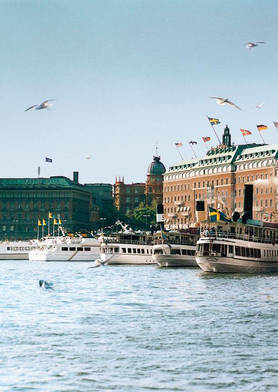 5 cosas que debes hacer en Estocolmo
