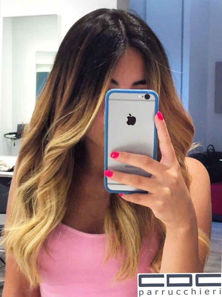 Centro Degradè Conseil Pordenone Lucia De Marco GIOIÁ   #centrodegradeconseilgioiá #mod #gioiátuttalatuabellezza #pordenone #longhair #hair #glamour #fashion #nellemanigiuste #waves #loreal