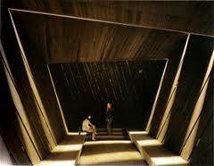 rcr arquitectes interior perspective textures