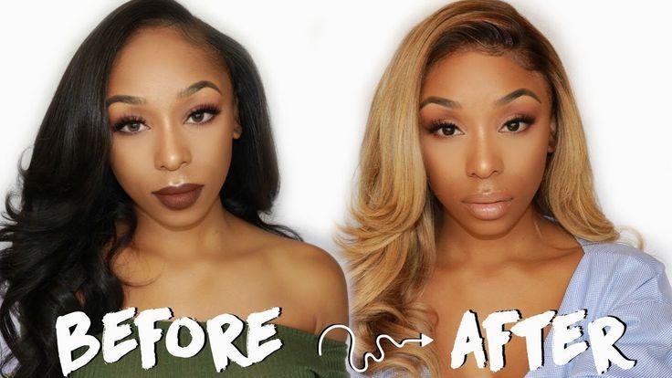 How To: Perfect Ash Blonde Hair | DARK HAIR TO ASH BLONDE [Video] - https://blackhairinformation.com/video-gallery/perfect-ash-blonde-hair-dark-hair-ash-blonde-video/