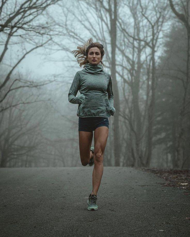 Hart trainieren; Rennen einfach! Folgen Sie Trail …