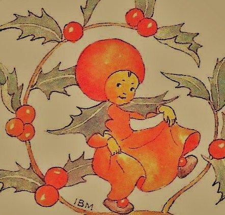 Ida Bohatta illustration