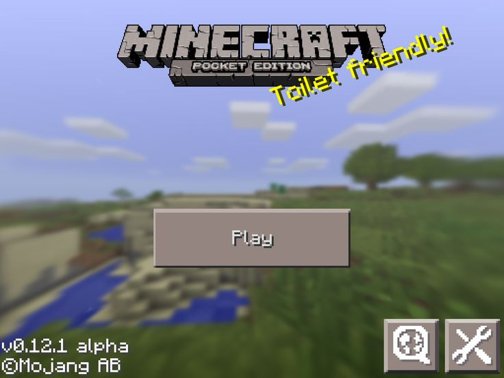 Look at what my MCPE said today! LOL