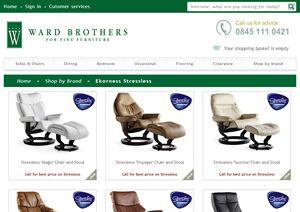 Ward Brothers Doncaster - website design Bath.