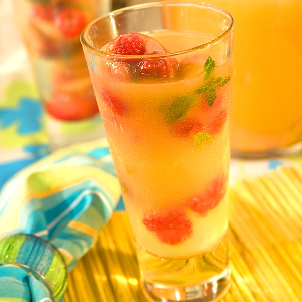 how to make tropical punch