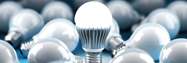 Unlike LED replacement bulbs, traditional incandescent bulbs are basically electric heaters that give off light only as a side effect, wasting 90% of power.