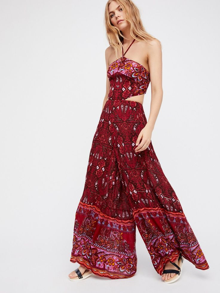 Great Summer Style - love the Bohemian pattern♥️