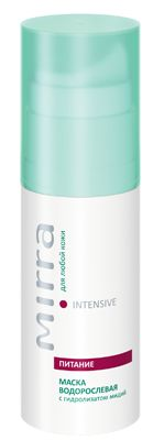 Маска водорослевая с гидролизатом мидий/647 Интенсивно питает и насыщает кожу влагой, способствует укреплению сосудов и возвращает коже упругость. Комплекс необходимых коже витаминов, полисахаридов и микроэлементов, содержащихся в бурых и синих водорослях, активизирует обмен веществ и улучшает микроциркуляцию, способствует выводу токсинов и восстановлению кожи после стрессов. Маска рекомендуется для кожи всех типов.
