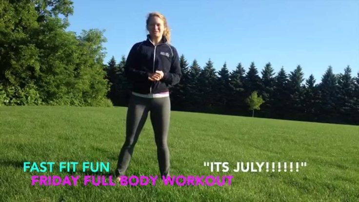 It's July! It's Friday!  Warm up well, repeat the following sequence of exercises 5-10 times: Mountain Climbers: https://youtu.be/yx-K2ZAfOwQ  Pushups: https://www.youtube.com/watch?v=pAx5g... Speed Skaters: https://youtu.be/XUIIH815XbA  Rest, Refuel, Rehydrate!  Happy Friday, Work Hard, Hurry Hard, Play Hard  Facebook, Pinterest: Personal Training with Stephanie Thompson